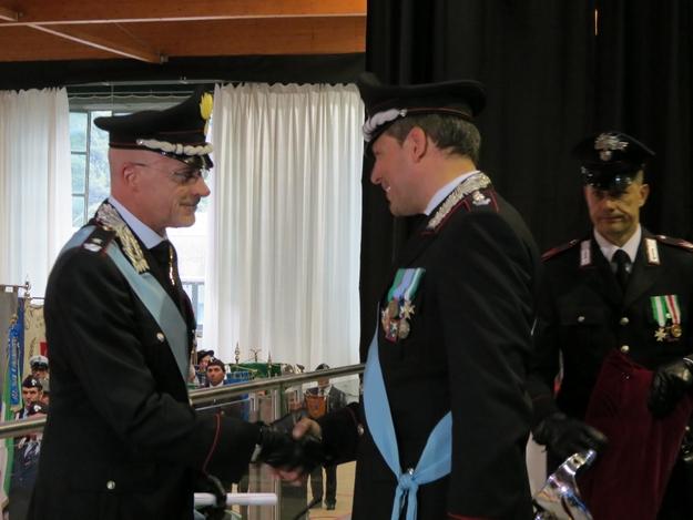 203° Annuale Della Fondazione Dell'Arma Dei Carabinieri