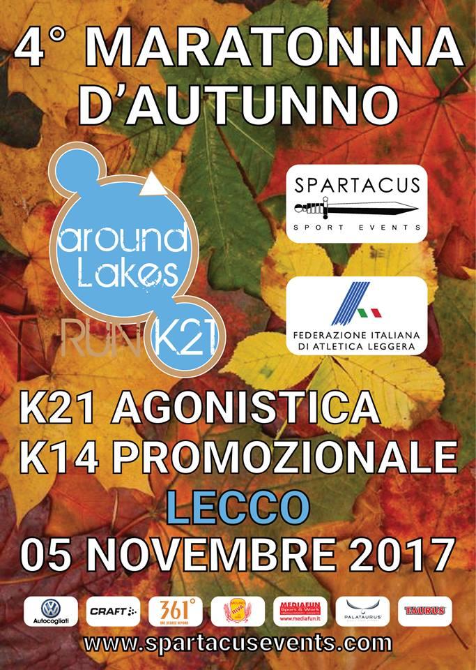IV Maratonina D'Autunno