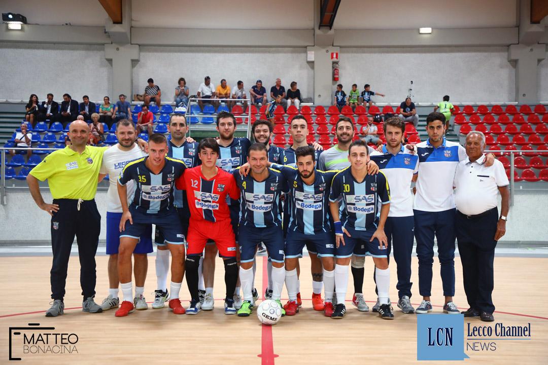 Lecco Calcio A 5 Palataurus 8 Settembre 2018 Squadra 4