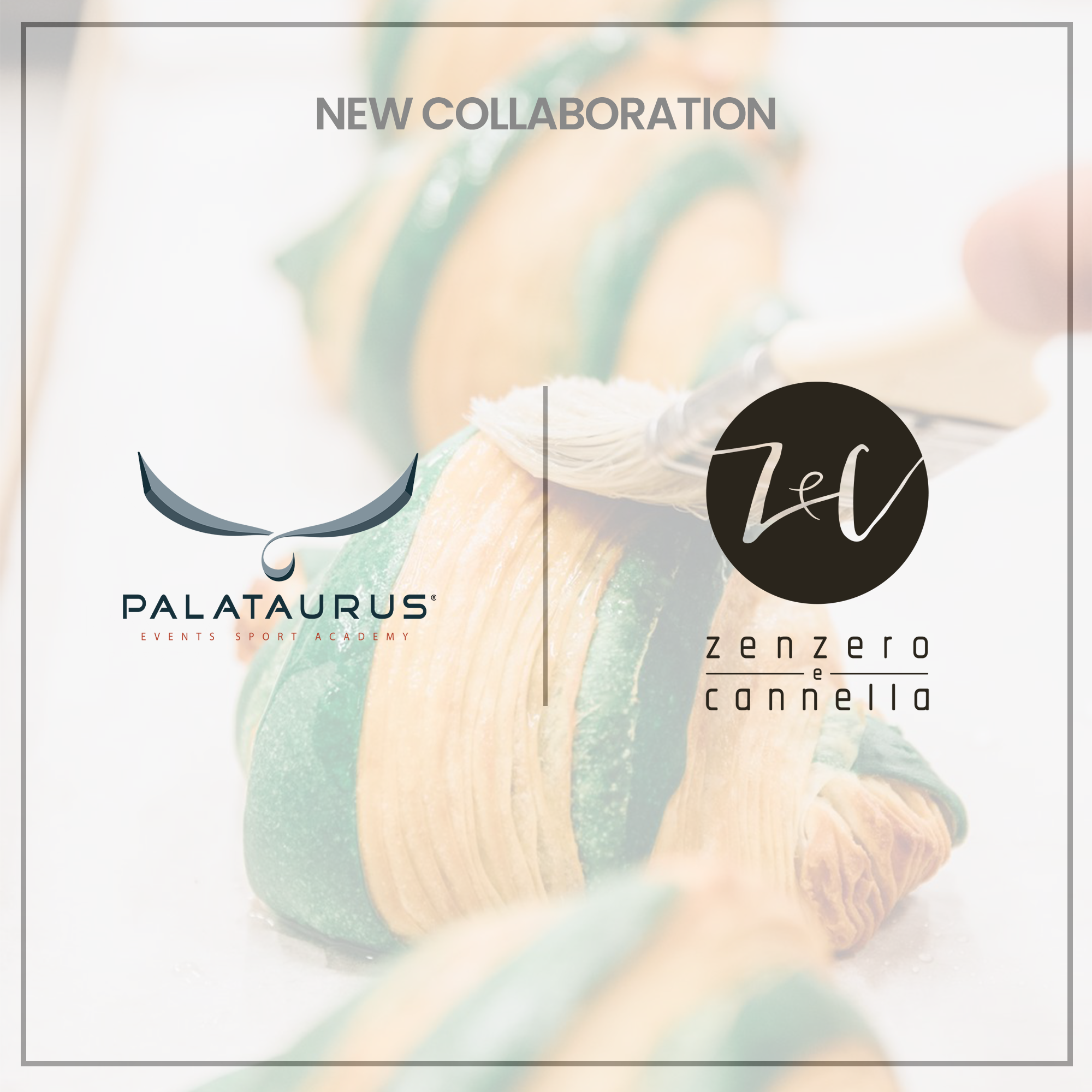 Al Via Una Nuova Collaborazione!